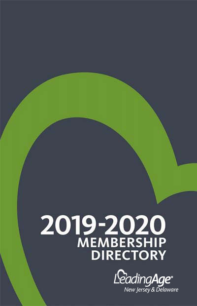 Leading Age New Jersey 2019-2020 Membership Directory